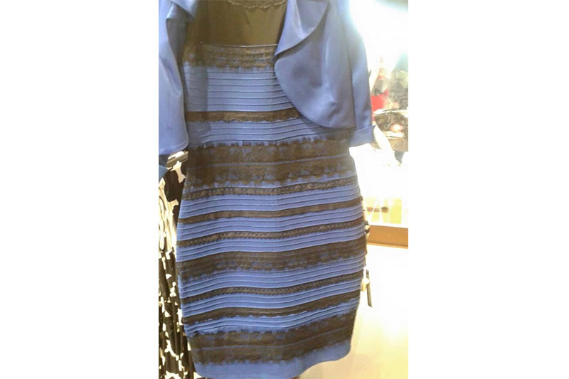 #TheDress that Broke the Internet