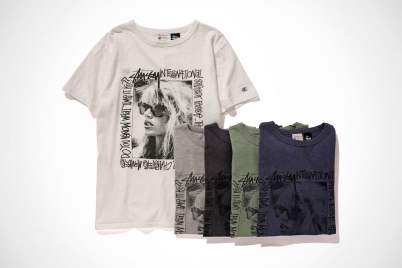 "Stussy x Champion Japan 2015 Spring / Summer ""Rochester"" Collection"