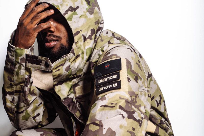 "Undefeated x Alpha Industries x Burton ""Trinity"""