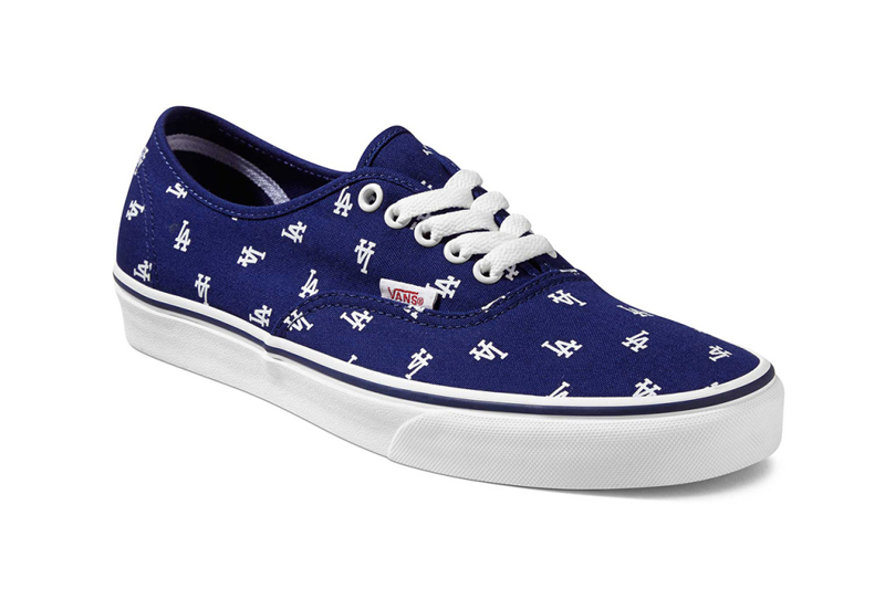 Vans x Major League Baseball