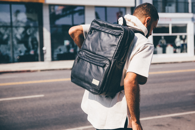The Sneaker Backpack by HEX