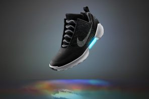 Nike HyperAdapt 1.0 Brings the Future to the Present