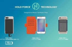 Mophie hold force cases for iPhone 7