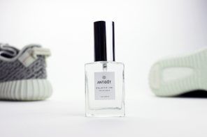 sōlscience Creates the Most Luxurious Sneaker Fragrance with Diamonds inside