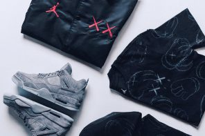 Jordan x KAWS Capsule Collection