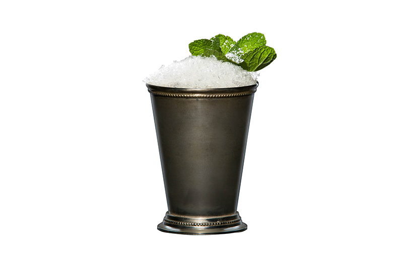 Cocktail Recipe: Georgia Mint Julep with Hennessy V.S.O.P ...