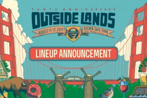Outside Lands 2017 Lineup Announcement