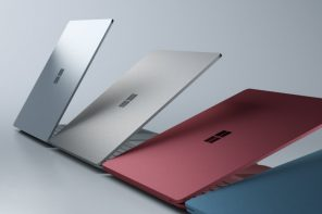 Microsoft Introduces Surface Laptop