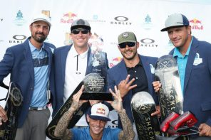 Ryan Sheckler Hosted 10th Annual Golf Tournament and Gala