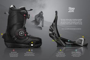 BURTON RELEASES STRAP-LESS BINDINGS