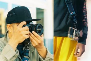 Lexdray Collaborates With Colfax Design Works on Camera Strap and New Era on Photo Cap