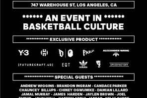 adidas Brings an Immersive Basketball Culture Experience To Los Angeles