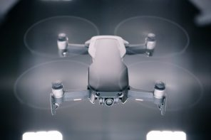 DJI's Mavic Air Drone Out Of Your Pocket