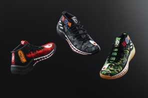 adidas AND DAMIAN LILLARD SET TO DROP DAME 4 BAPE COLLECTION