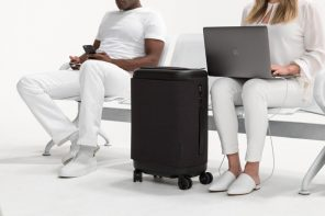 Incase Launches ProConnected Smart Luggage