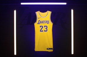 Nike Showtime Lakers Icon Jersey