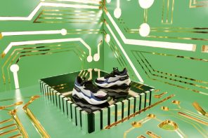 PUMA And Motorola Link Up For Retro Sneaker Drop
