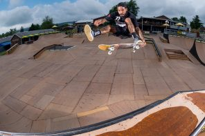 AN INSIDE LOOK AT 2019 WOODWARD SUMMER SKATE CAMP WITH MANNY SANTIAGO