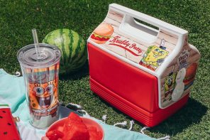 Igloo Debuts SpongeBob SquarePants Playmates Coolers