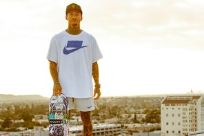 Nyjah Huston Teams Up With MVMT