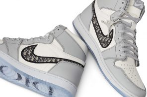 Jordan Brand and Dior Announce Air Jordan I