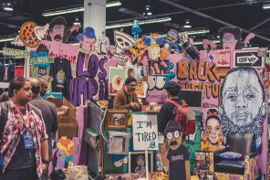 Designercon: One Hell of a Creative Journey (RECAP)