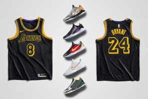 Nike Kobe Footwear for Mamba Week