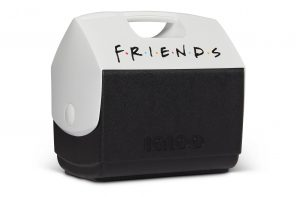 "IGLOO RELEASES SURPRISE ""FRIENDS"" THEMED PLAYMATE COOLER"