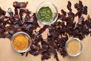 South African Biltong Is Having Its Moment