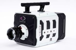 New Phantom TMX High-Speed Cameras Break 75Gpx/sec with Back Side Illumination