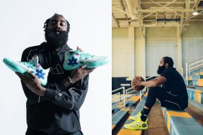 James Harden Discusses Journey & Introduces Two adidas Harden Vol. 5 Colorways
