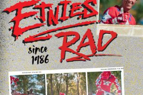 ETNIES AND CULT CLASSIC BMX FILM, RAD, GET NOSTALGIC FOR 35TH ANNIVERSARY