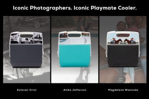 IGLOO UNVEILS PHOTOGRAPHER SERIES OF PLAYMATE COOLERS FEATURING WORKS BY MAGDALENA WOSINSKA, ATIBA JEFFERSON AND ESTEVAN ORIOL